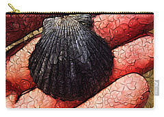 Seashells By The Seashore Carry-all Pouch