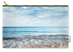Seashore Carry-all Pouch by Carlos Caetano