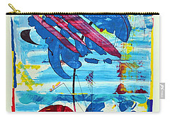 Seashore Holiday Carry-all Pouch