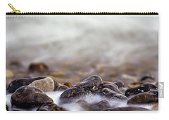 Carry-all Pouch featuring the photograph Seashore  by Will Gudgeon