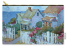 Seaside Cottages Carry-all Pouch