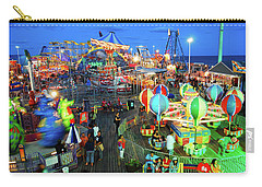 Seaside Heights Casino Pier Carry-all Pouch