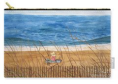Seaside In Massachusetts Carry-all Pouch