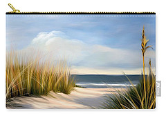 Seaside Path Carry-all Pouch