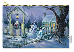 Season's Greeters Carry-all Pouch