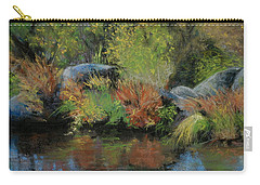 Seasons In Transition Carry-all Pouch