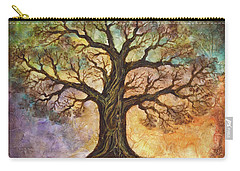 Seasons Of Life Carry-all Pouch