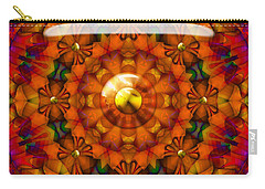 Carry-all Pouch featuring the digital art Seasons by Robert Orinski
