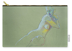 Seated Study Carry-all Pouch