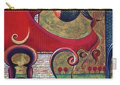Seatime Carry-all Pouch by Anna Ewa Miarczynska
