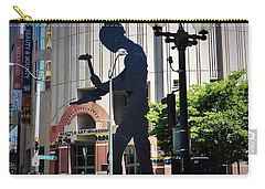 Seattle Art Carry-all Pouch