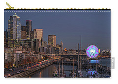 Seattle Autumn Nights Carry-all Pouch