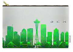 Seattle Greens Carry-all Pouch