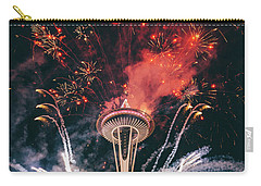 Seattle Carry-all Pouch by Happy Home Artistry