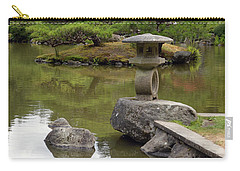 Seattle Japanese Gardens 1 Carry-all Pouch