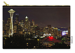 Seattle Nightscape 2 Carry-all Pouch