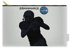 Seattle Seahawks Football Carry-all Pouch