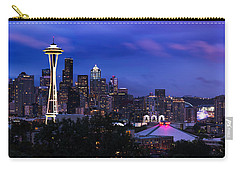 Seattle Skyline 5 Carry-all Pouch