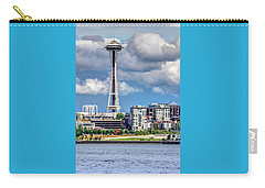 Seattle Space Needle Hdr Carry-all Pouch
