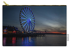 Seattle Sunset Carry-all Pouch