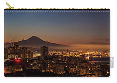 Seattle Warm Sunrise From Kerry Park Carry-all Pouch