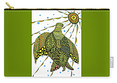 Seaturtle  Carry-all Pouch