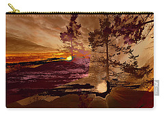 Sechelt Tree 4 Carry-all Pouch