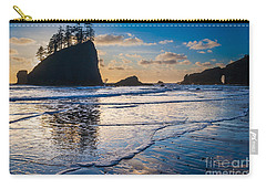 Second Beach Waves Carry-all Pouch