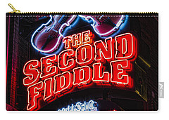 Second Fiddle Carry-all Pouch by Stephen Stookey