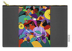 Second Line New Orleans Carry-all Pouch