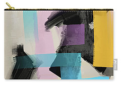 Carry-all Pouch featuring the mixed media Secret Dreams by Eduardo Tavares
