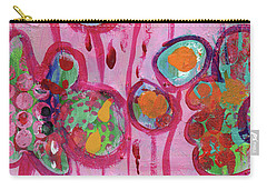 Secret Life Of Flowers Carry-all Pouch
