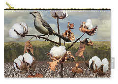 Secret Of The Mockingbird Carry-all Pouch