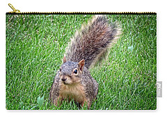 Secret Squirrel Carry-all Pouch
