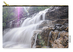 Carry-all Pouch featuring the photograph Secret Waters Flow by Margaret Pitcher