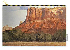 Sedona Afternoon In May Carry-all Pouch