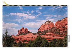 Sedona Az Carry-all Pouch by Tom Prendergast