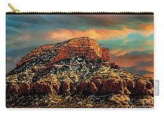 Sedona Dawn Carry-all Pouch
