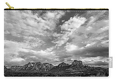 Sedona Red Rock Country Bnw Arizona Landscape 0986 Carry-all Pouch