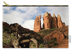 Sedona Red Rocks No. 01 Carry-all Pouch