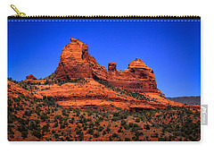 Sedona Rock Formations Carry-all Pouch