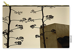Carry-all Pouch featuring the photograph Sedona Series - Desert City by Ben and Raisa Gertsberg