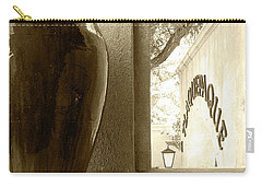Sedona Series - Jug And Window Carry-all Pouch by Ben and Raisa Gertsberg