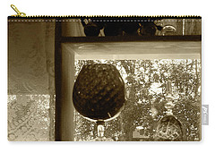 Carry-all Pouch featuring the photograph Sedona Series - Window Display by Ben and Raisa Gertsberg