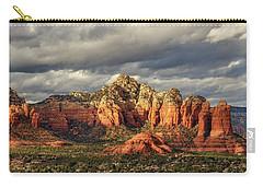 Sedona Skyline Carry-all Pouch by James Eddy