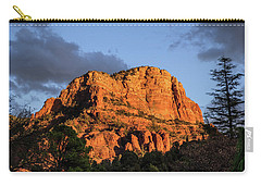 Sedona Spring Sunset Carry-all Pouch