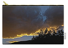 Sedona Sunset Clouds Carry-all Pouch