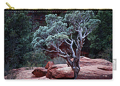 Sedona Tree #3 Carry-all Pouch