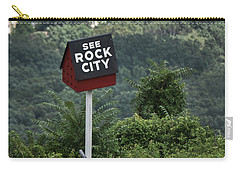 See Rock City Carry-all Pouch