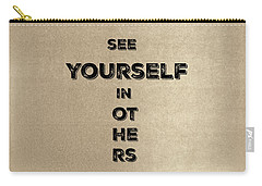 See Yourself #1 Carry-all Pouch